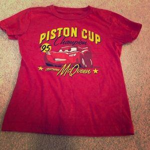 GUC! 4T Disney Cars T-Shirt
